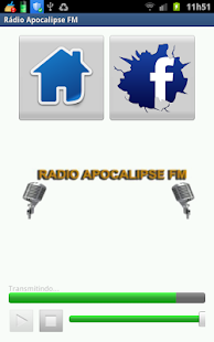 Rádio Apocalipse FM - screenshot