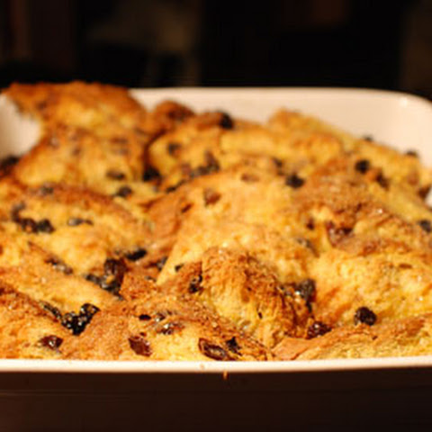 Perfect Bread And Butter Pudding