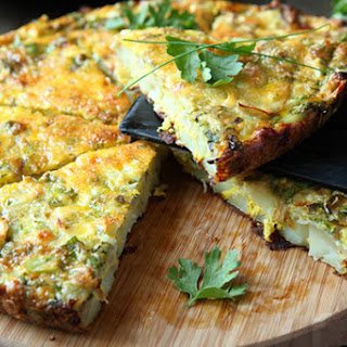 Crustless Asparagus Quiche Recipes