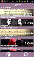 Screenshot of Belfort Events