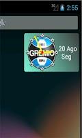 Screenshot of Gremio app não oficial