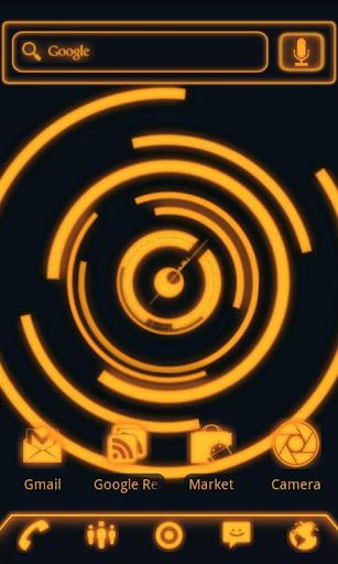 玩個人化App|灼熱旋轉動態壁紙免費|APP試玩