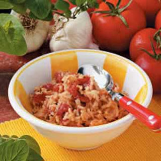 Vegetarian Spanish Rice