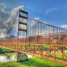 Bridge in Ipoh city by 思远 郭 - Buildings & Architecture Bridges & Suspended Structures