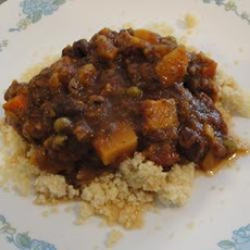 Middle-Eastern Broad Bean Stew