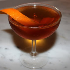 The Martinez Cocktail Recipe