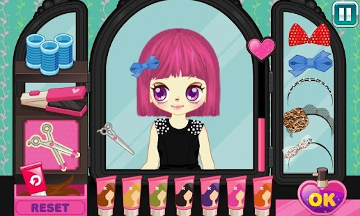 Judy's Hairdresser-Hair Salon- screenshot