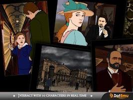Screenshot of The Last Express