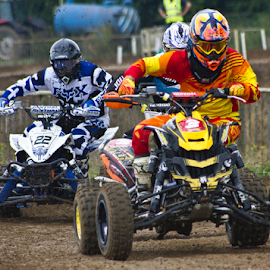 by Mike Ross - Sports & Fitness Motorsports ( nora mx, quad, motocross )