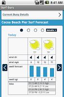 Screenshot of Surf Guru