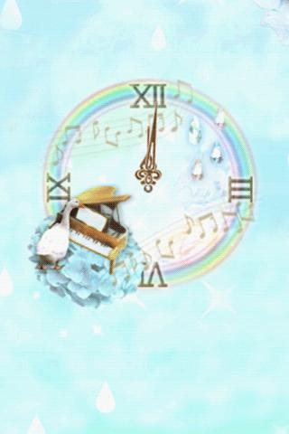 MusicLife ClockWidget