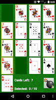 Screenshot of Kings in the Corners