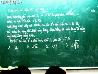 bài giảng cuối cùng
