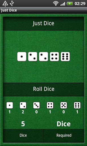Just Dice Roller