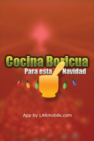 Cocina Boricua