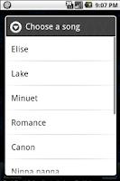 Screenshot of Music Box Free