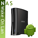 NAS Wake On LAN icon