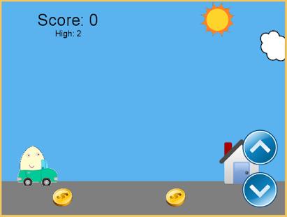 Egg Tom Car APK for iPhone