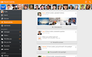 Screenshot of Twoo - Meet new people
