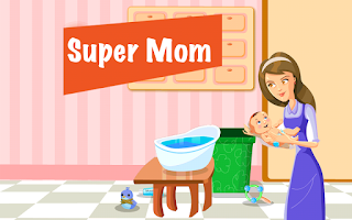 Screenshot of SuperMom 2.0
