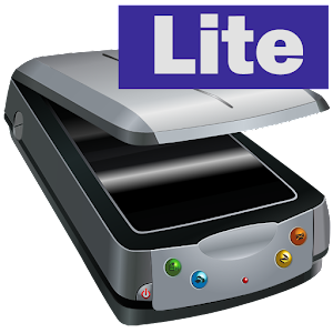 Jet Scanner Lite. Scan-to-PDF!