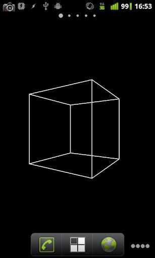 Geometric Shape Free Wallpaper
