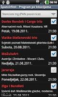 Screenshot of Spancirfest