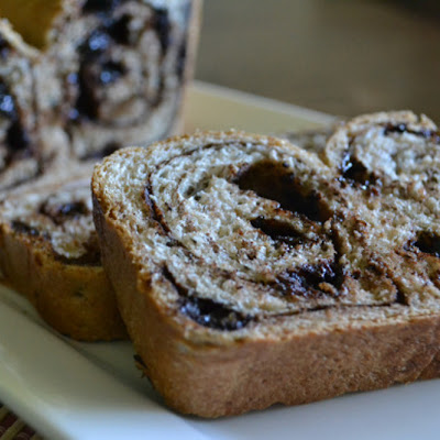 Chocolate-Cinnamon Vegan Babka