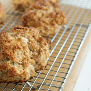 Banana Walnut Scones