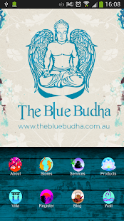 The Blue Budha - screenshot