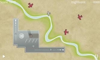 Screenshot of Air Control Lite