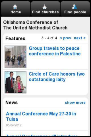 OKUMC Annual Conference