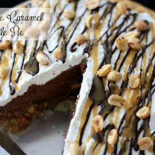 Caramel Chocolate Turtle Pie Recipes