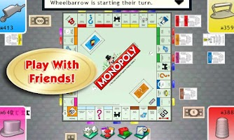 Screenshot of MONOPOLY