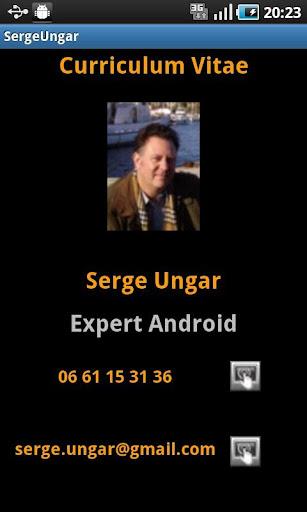 Serge Ungar