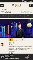 Screenshot of RTL XL