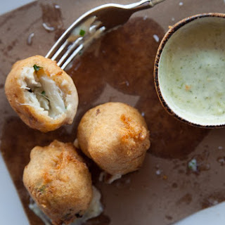 Blue Crab Beignets