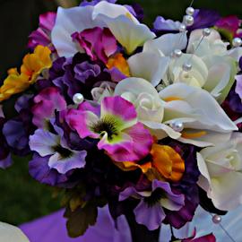 by Joyce Williams Carr - Wedding Getting Ready
