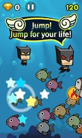 Screenshot of Jump Hero