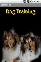 Screenshot of Dog Training