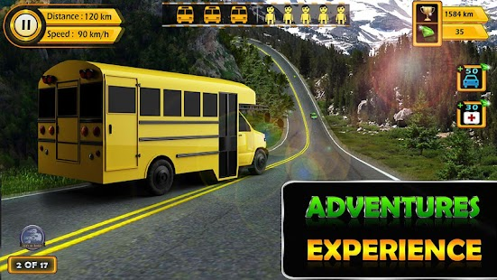 Brake Fail - Bus Driving Game - screenshot