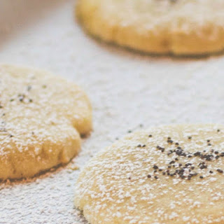 "Persian Cardamon Rice Cookies (""Naan-e Berenji"")"