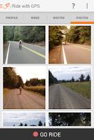 Screenshot of Ride with GPS - Bike Computer