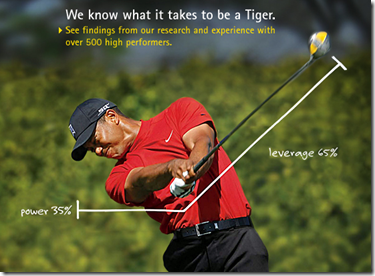 Couple Problems With Accentures Tiger Ads