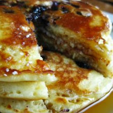 Easy Blueberry Pancakes Recipe