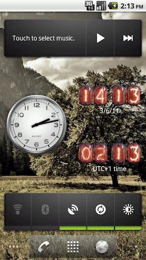 ニキシー時計デラックス