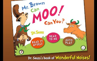 Screenshot of Mr. Brown Can Moo! Can You?