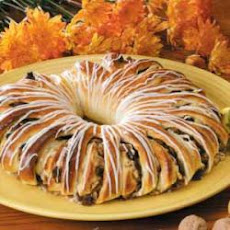 Ginger-Pear Coffee Cake