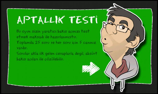 aptallık-testi for android screenshot