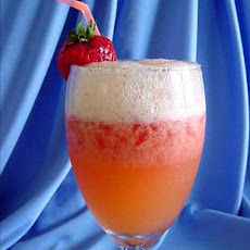 Strawberry Cooler (low-cal)